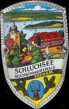 Kampenwandbahn used hikiing medallion stocknagel shield mount badge G1509