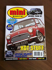 Mini Magazine May 1998 Aussie Collection, Cooper S, Bellecosse, FREE PRINT