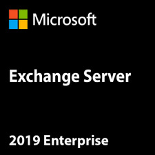 Exchange Server 2019 Enterprise Unlimited CAL Product Key/ 30 Sec Delivery