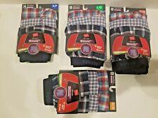 Hanes Boys Boxers 3 Pack Tagless Comfort Flex NEW SEALED! U Choose Size S M L XL