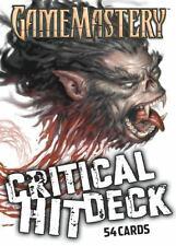 Game Mastery: Critical Hit Deck by Dutrait, Vincent