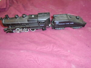American Flyer #21004 Steam Locomotive Switcher. Runs & Smokes Well. Excellent+