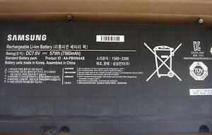 Batterie D'ORIGINE Samsung AA-PBWN4AB P530U4 NP530U4E NP540U4E NP740U3E