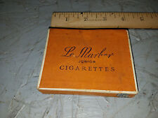 "VINTAGE "" LA MARBER "" JUNIOR CIGARETTES  EMPTY BOX"