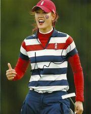 LPGA Michelle Wie Autographed Signed 8x10 Golf Photo COA L