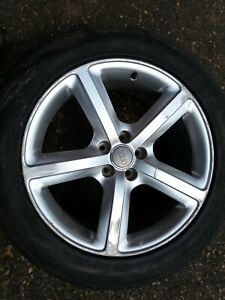 Audi Q5 Alloy Wheel And Tyre