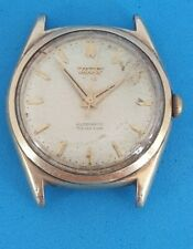 Vintage Tissot Watch Aut. Caliber 28.5R-21 model 61022-6 for parts doesn't work
