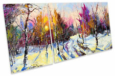 Canvas Landscape Abstract Decorative Posters & Prints