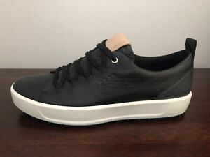 ECCO Golf Soft Hydromax Hybrid Men's Golf Shoes Black Size 8-8.5 (EU 42)