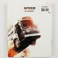 Speed (Blu-ray Disc) w/ Limited Rare Canadian Slipcover 20th Anniversary