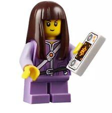 LEGO Ava Girl Minifigure Nexo Knights 70324 Short Legs Little Girl Minifig