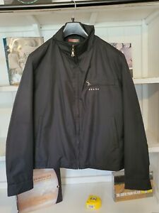 Prada Jacket size M. Windbreaker style.