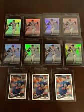 Lot of Zack Wheeler Rookie Baseball Cards