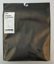 Lululemon Always In Motion 3-pack men's short boxers in black - size Large - nwt