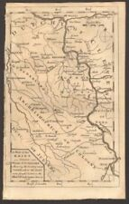 1700-1799 Date Range Antique Topographical Maps