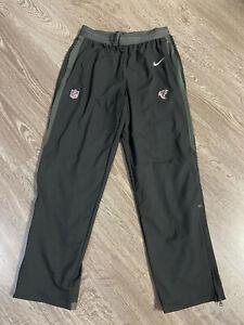 Nike NFL Atlanta Falcons Football On-Field Team Player Issue Pants Mens Dri-FIT