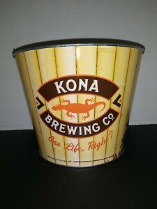 Licensed Kona Brewing Co Beer Ice Bucket New