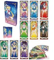 Sailor Moon Crystal 25th Anniversary 100% Toei Official Licensed Tarot Cards New