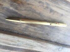 Stylo ancien quatre couleurs Waterman  Plaqué Or Vintage Pen