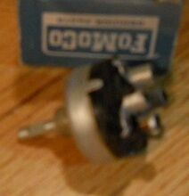 NOS 1955 Ford Wiper Switch