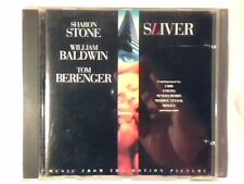 COLONNA SONORA Sliver cd O.S.T. UB40 ENIGMA MASSIVE ATTACK SHAGGY NENEH CHERRY