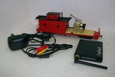 On30 Bachmann / (L2000/4) Equipo camara-receptor completo. Camera Car