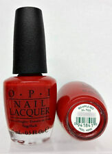 OPI Nail Polish - NL N25 Big Apple Red