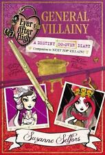 Ever after High: General Villainy : A Destiny Do-Over Diary New.Free Shipping!