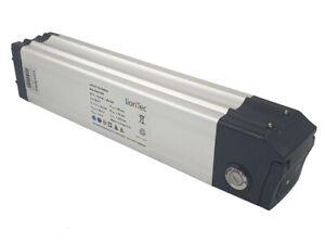 LionTec E-Bike Pedelec Akku Batterie 24V (26V ) - 10Ah für Ruhrwerk + Ladegerät