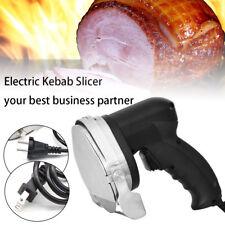 Electric Kebab Cutter Slicer Cutlery Shawarma Doner Gyros Cutlery Meat Cutter Us
