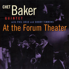 Chet Baker - At the Forum Theater (Live Recording, 1998)
