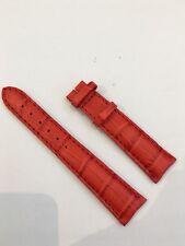 Leather Strap For Rolex Precision/Datejust Model 20/16mm - Cinturino Pelle