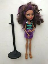 Muñecas Monster High-Clawdeen Wolf Mattel Figura Pack of Trouble Familia Pack