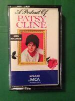 A Portrait Of Patsy Cline Cassette Tape