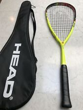 Head Graphene Xt Cyano 120 squash racquet racket - Authorized Dealer - Reg $190