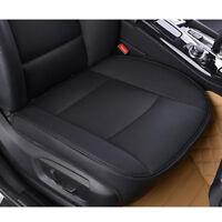 Auto PU Leder Full Surround Schwarz Sitzauflage Sitzbezüge Sitzkissen Sitzmatte