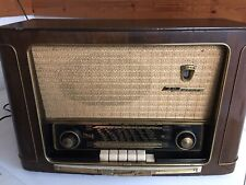 Grundig 2043/3D Radio Röhrenradio Vintage Rarität