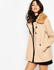 River Island Hip Length Fur Coats & Jackets for Women