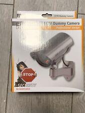 Dummy Camera CCTV Security Surveillance Cam Fake Red LED Indoor Outdoor 30