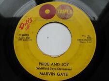 MARVIN GAYE - PRIDE AND JOY - TAMLA 45 -VG+