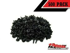 """500 Self Tapping/Drilling Black Phosphate Screws 1/2"""" Phillips Truss Head Waffer"""