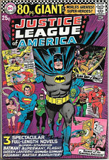 Justice League of America Comic Book #48, Dc 1966 Very Fine- 80 Page Giant #29