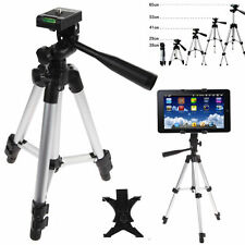 Universal Camera Tripod Stand Holder Mount Bracket for iPad 2 3 4 Mini Air Pro