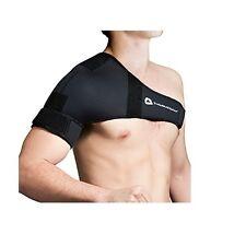 Thermoskin Adjustable Sports Shoulder Black