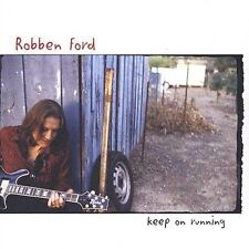 Robben Ford -  Keep on Running Factory Sealed CD