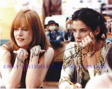 PRACTICAL MAGIC SIGNED AUTOGRAPH 8x10 RP PHOTO SANDRA BULLOCK AND NICOLE KIDMAN