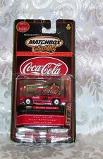 SEALED ON CARD MATCHBOX 2000 COCA~COLA 1971 CHEVY CAMERO Z-28 #4 OF 6 YEAR 2000