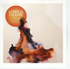 (EA791) Admiral Fallow, The Paper Trench - 2012 DJ CD