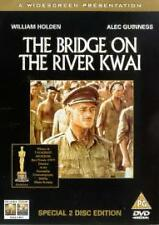 THE BRIDGE ON THE RIVER KWAI -  WAR DRAMA   DVD New  & Sealed - Alec Guinness
