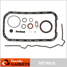 Fit 92-05 Honda Civic Del Sol 1.6L SOHC Lower Gasket Set D16Y7 D16Y8 D16Z6
